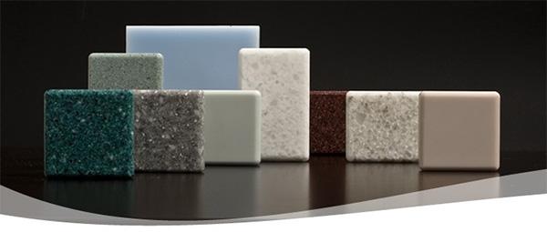 Đá solid surface