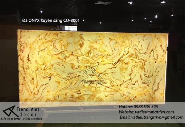 Đá ngọc onyx tại Hồ Chí Minh