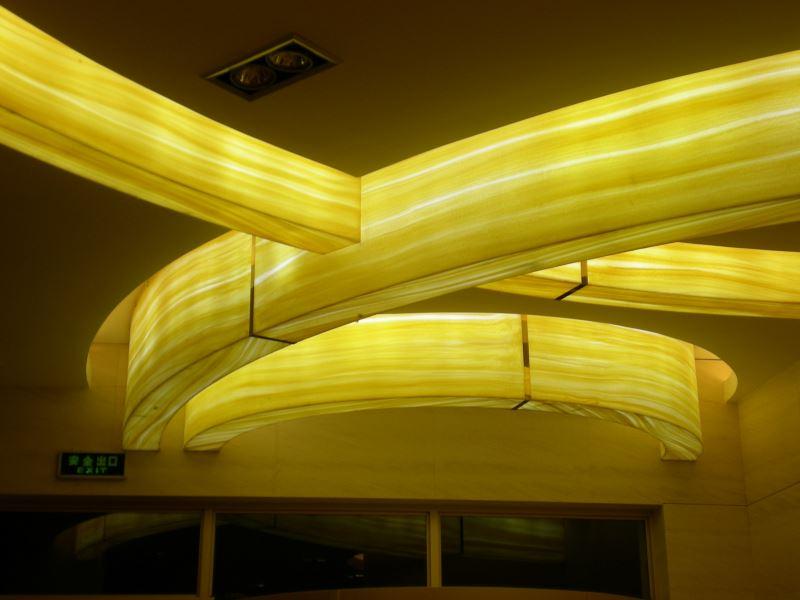 Kiến trúc khác biệt từ của trần xuyên sáng