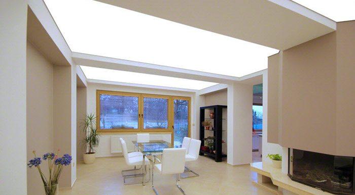 Những mẫu trần xuyên sáng đẹp biến căn nhà bạn thành khách sạn 5 sao