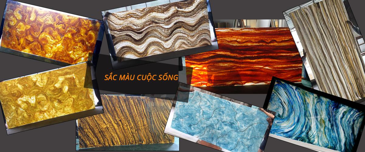 Mẫu đá xuyên sáng Trend Việt