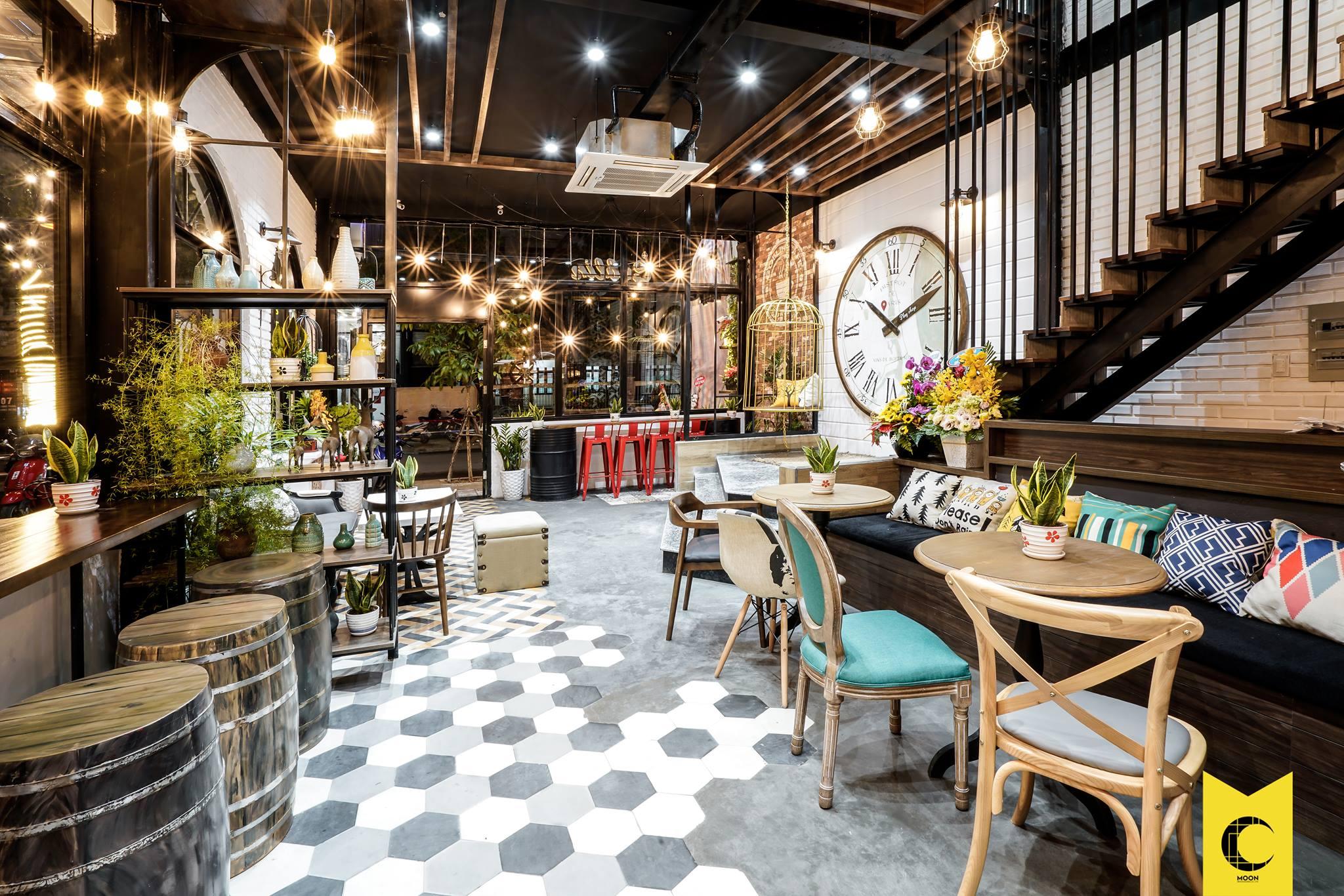 thiết-kế-quán-cafe-không-gian-nhỏ 3