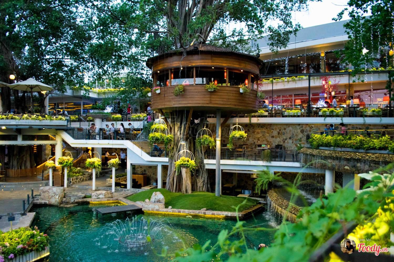 thiết-kế-quán-cafe-sân-vườn 1