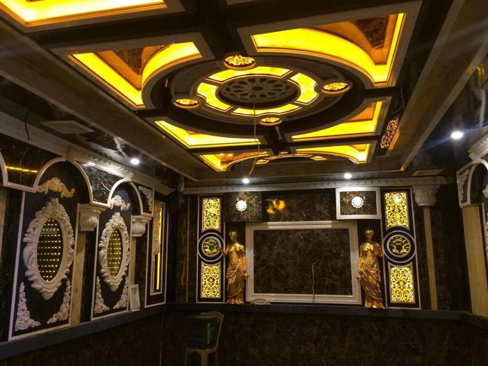 Vật liệu trang trí phòng hát karaoke 7