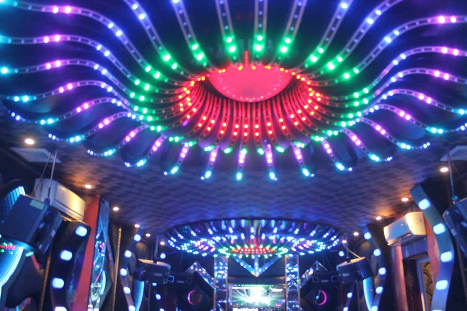 vật liệu trang trí phòng karaoke