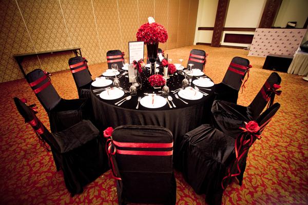trang trí nhà hàng tiệc cưới 2