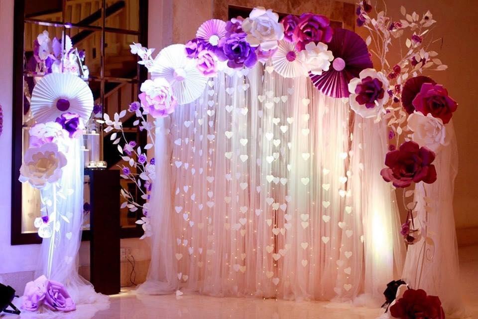 trang trí nhà hàng tiệc cưới 4