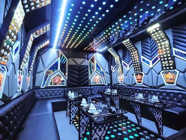Vật liệu trang trí phòng hát karaoke 3